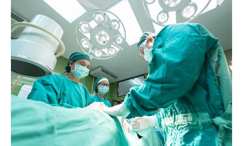 Surgical infections linked to drug-resistant bugs, study suggests