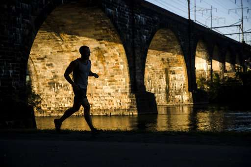 Survey: Exercise and obesity are both rising in US