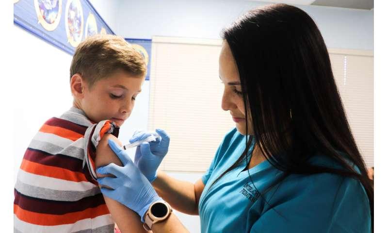 Survey shows widespread skepticism of flu shot