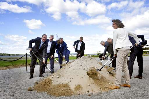 Sweden starts construction on fossil fuel-free steel plant
