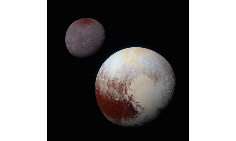 SwRI team makes breakthroughs studying Pluto orbiter mission