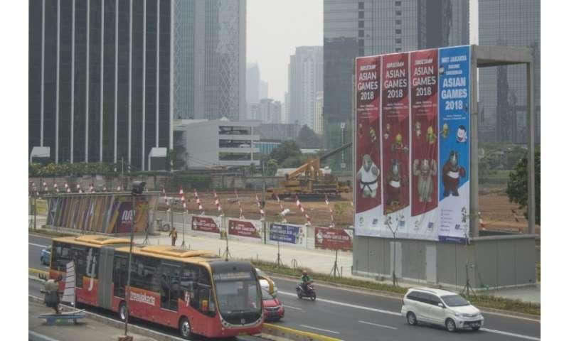 Tackling Jakarta's foul airis no easy task