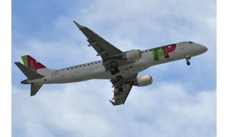 TAP Air Portugal has surged back into profitability