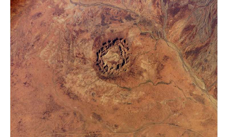Target Earth—how asteroids made an impact on Australia