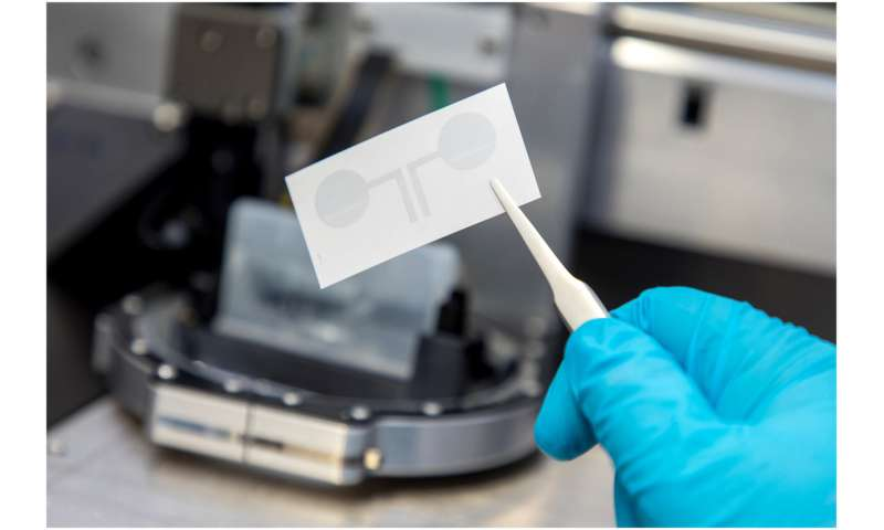 Tattoo electrodes from an ink-jet printer for long-term medical diagnostics