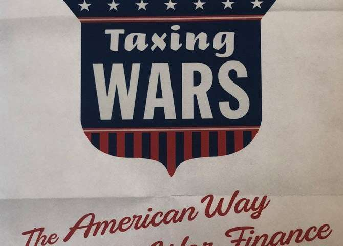 Taxing American wars creates accountability, prevents lengthy conflict