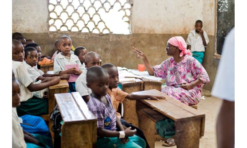 Teachers use violence against children in Uganda: we set out to find out more
