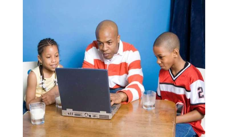 Teaching your kids online safety
