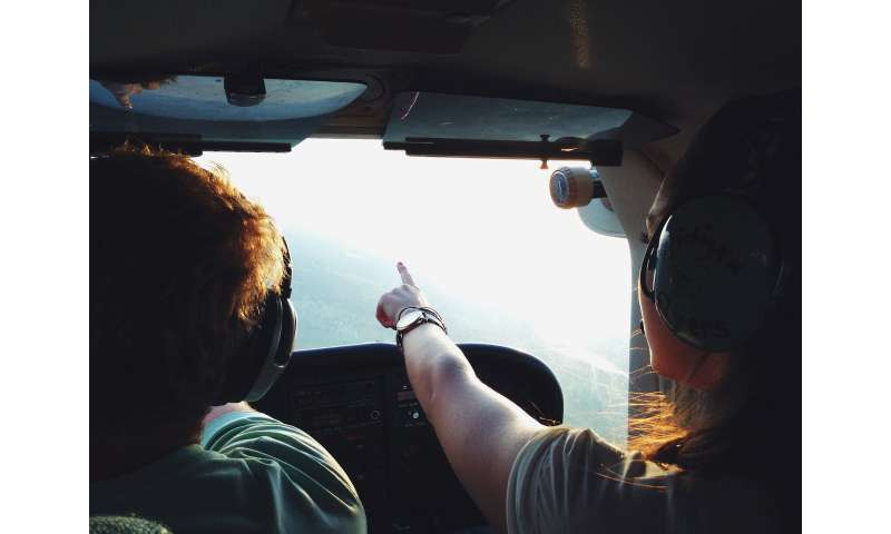 Technology helps new pilots better communicate with air traffic control, increase safety