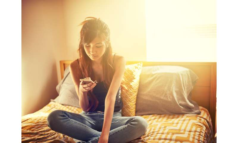 Teenage sexting: we're letting young people down by not talking about it