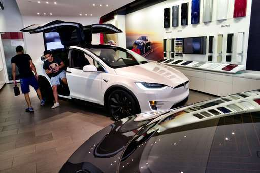 Tesla CEO's buyout bid raises eyebrows, legal concerns