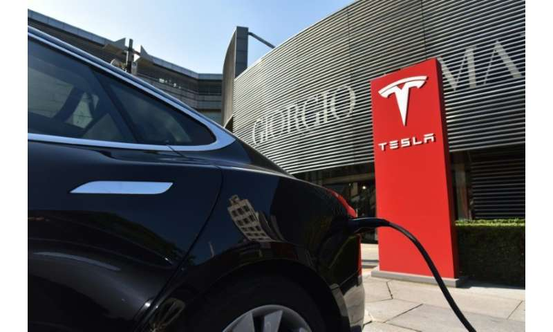 Tesla has long eyed manufacturing its cars in China, the world's biggest electric market
