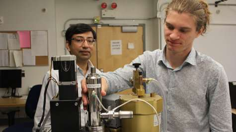 Testing whether Planck's radiation law applies at a very small scale