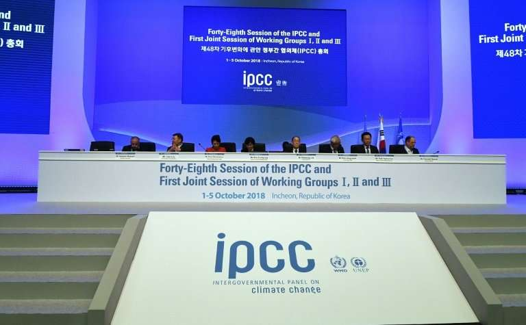 The 195-nation Intergovernmental Panel on Climate Change is vetting a major report that traces pathways for limiting global warm