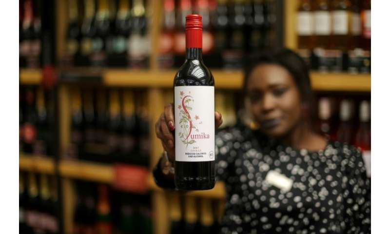 The alcohol industry has seized on the trend for alcohol abstinence in Britain, where sales in 2017 of alcohol-free wine rose ei