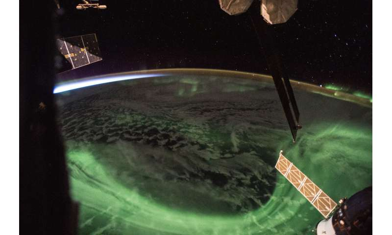 The Aurora and the Sunrise