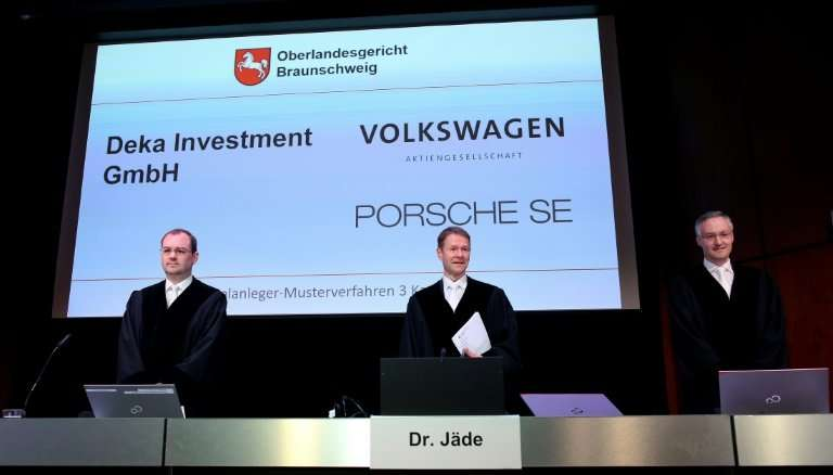 The case that opened September 12  before a court in the southern city of Stuttgart and pitting angry investors against Porsche