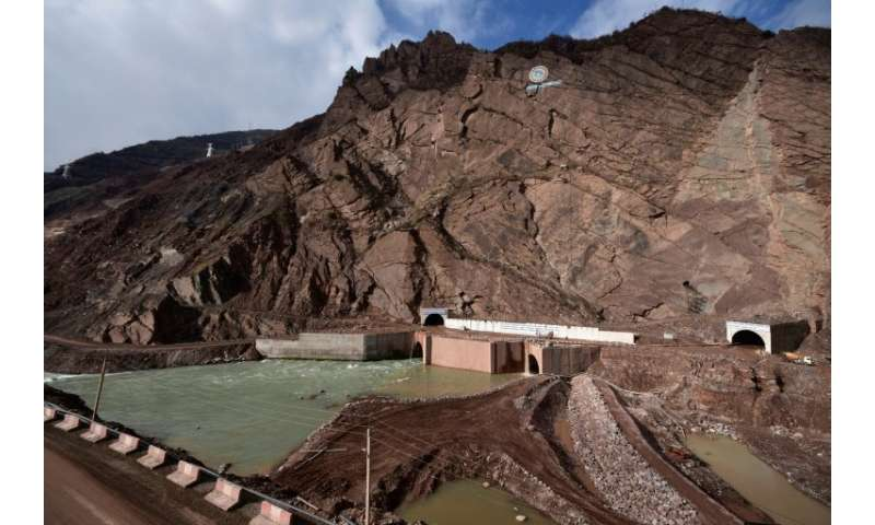 The dam will double energy production in the country of nearly nine million people