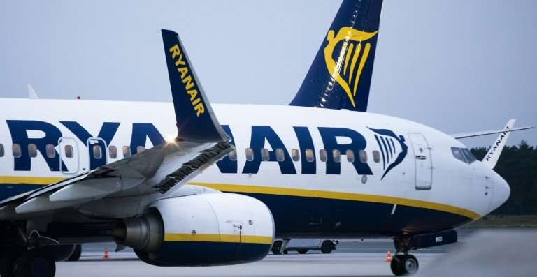 The Dublin-based carrier said it would have to cancel nearly 250 flights amid walk-outs in Germany, Belgium, Italy, the Netherla