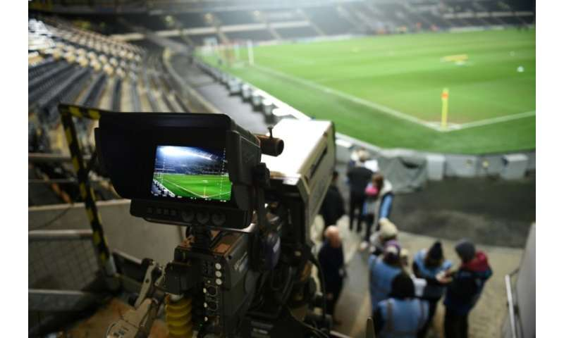 The English Premier League launches its latest auction of domestic live broadcast rights