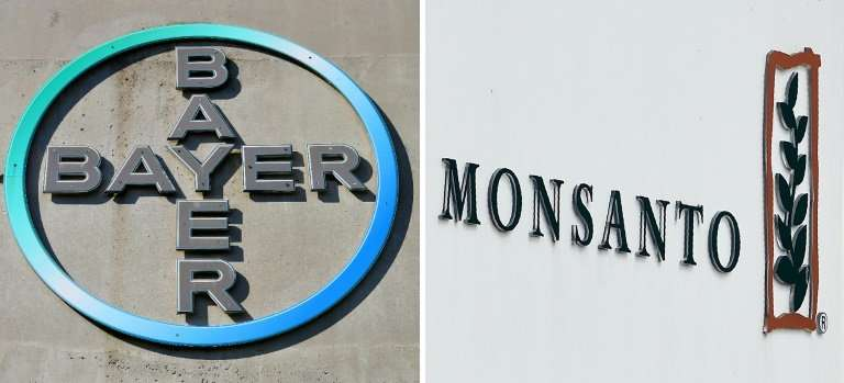 The EU approved the $66 billion buyout of US agri-giant Monsanto by German chemical firm Bayer.