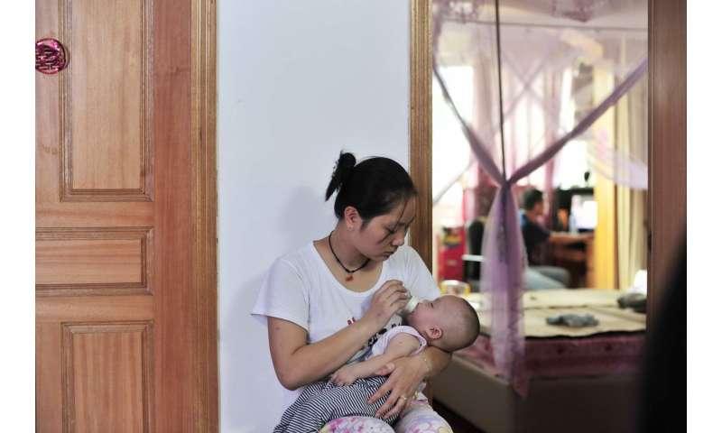 Perempuan di Cina Takut Punya Anak Lebih dari Satu