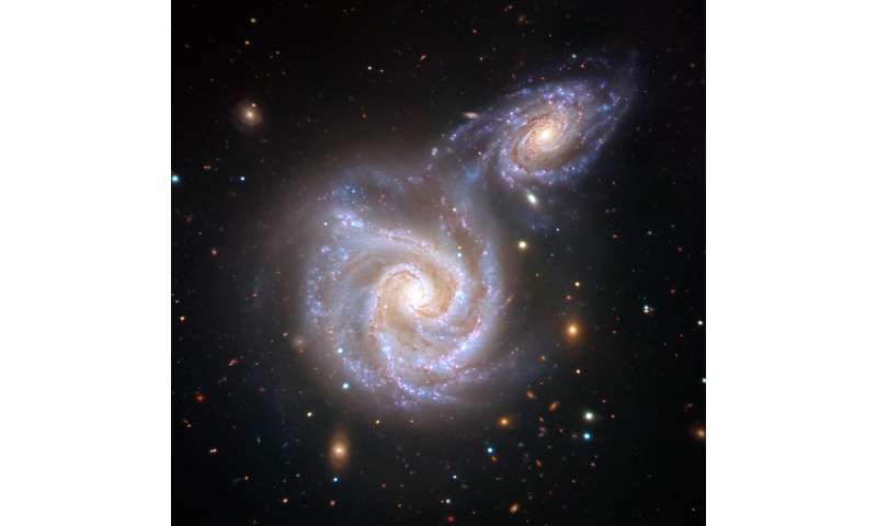 The Gaia Sausage: The major collision that changed the Milky Way galaxy Thegaiasausa