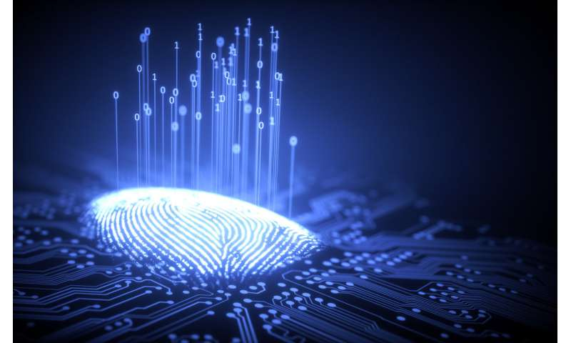 The hidden data in your fingerprints