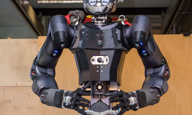 The humanoid robot WALK-MAN for supporting emergency response teams