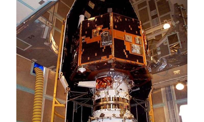 The IMAGE satellite's stunning return