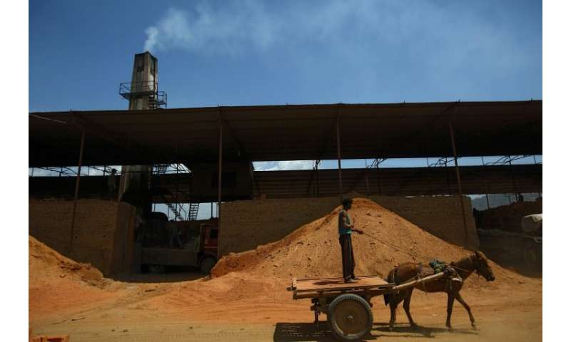 The industry was devastated by a 7.8-magnitude earthquake that hit in 2015, flattening about a third of the country's brick kiln