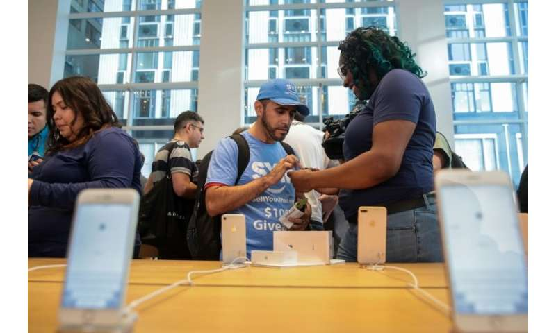 The iPhone has been Apple's biggest revenue driver but the company is looking to get more from software, services and other devi