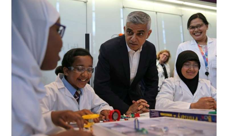 The mayor says London's tech future is bright so long as it works with others