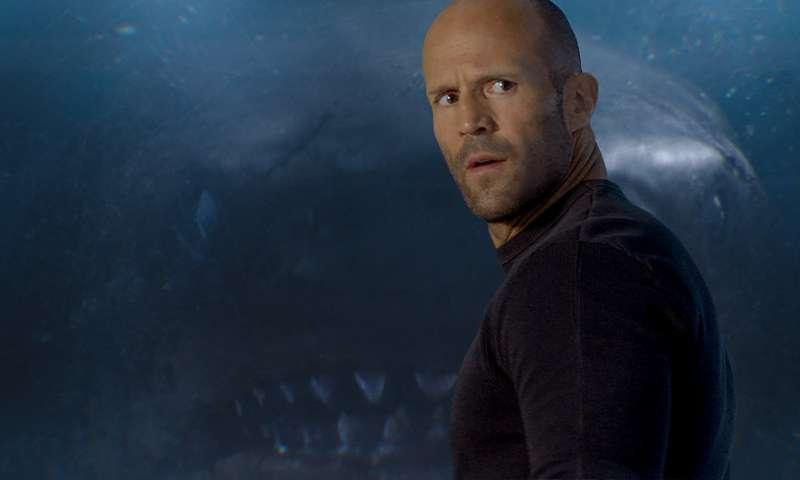 The Meg! When the (giant prehistoric) shark bites, the science bites back