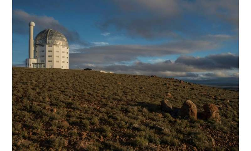 The new device forms part of the Square Kilometre Array (SKA) project in South Africa's remote Karoo desert, which will be the w