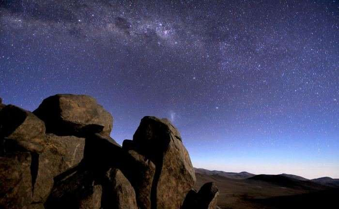 The night sky magic of the Atacama