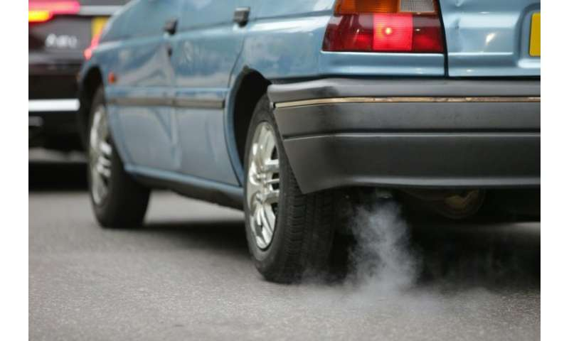 The nitrogen dioxide belched by diesel cars, the curse of big cities, is to blame for 75,000 premature deaths a year, according