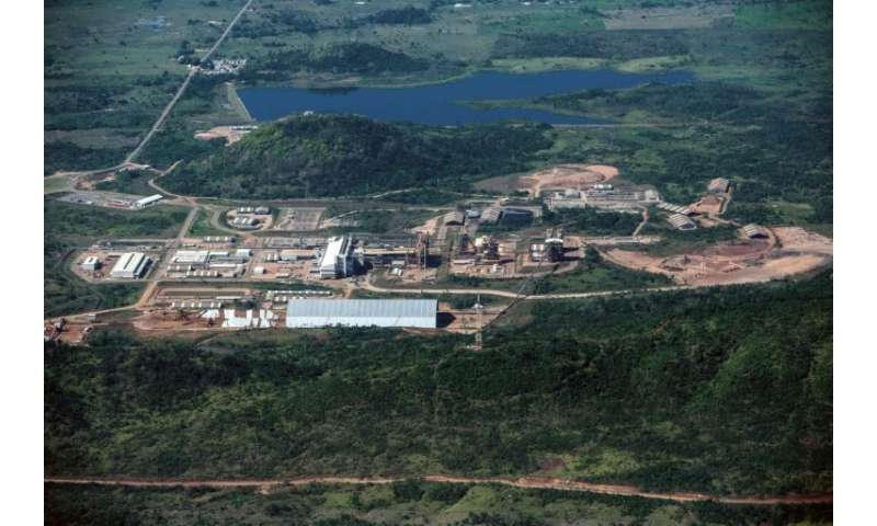 The Onca Puma nickel mine in Brazil's northern Para state is blamed for contaminating the Catete river, which prosecuotrs said h