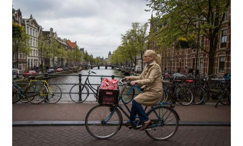 The picturesque city of Amsterdam plans to crack down on tourists as local residents have become increasingly fed up with the &q