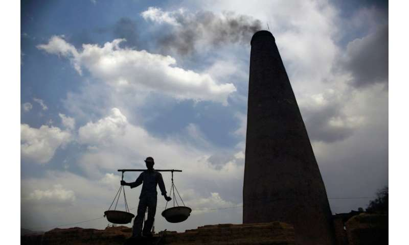 There are more than 150,000 kilns in India, Bangladesh, Pakistan and Nepal belching out thousands of tonnes of soot—known as bla