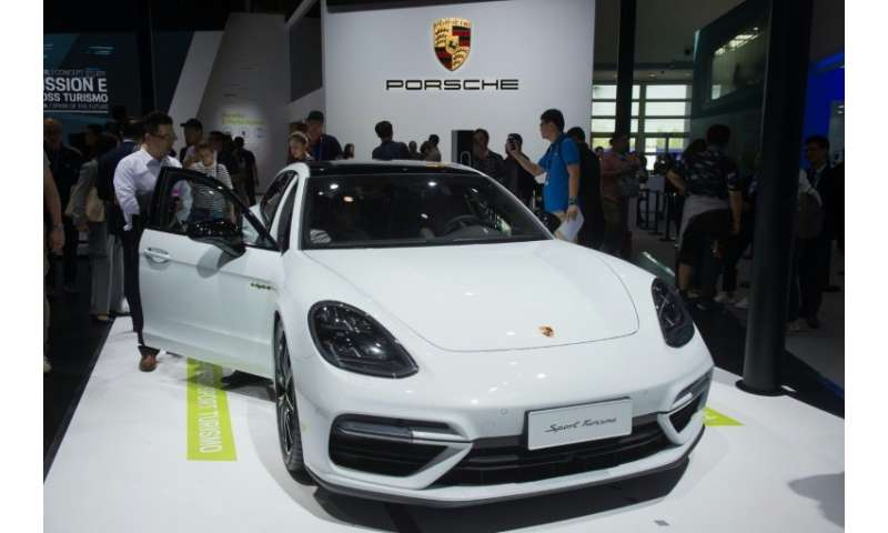 """There'll be no Porsche diesels in the future, CEO Oliver Blume says. Instead, the German company will focus on """"powerful pe"""