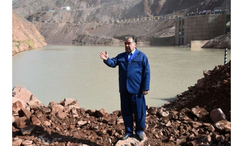 The Rogun hydroelectric dam could be ready to begin operations in time for a November holiday honouring Tajikistan's President E