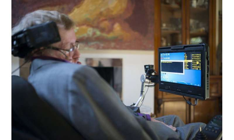 The technology that gave Stephen Hawking a voice should be accessible to all who need it