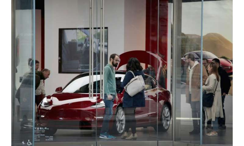 The Tesla Model 3 is a mass-market vehicle seen as a key to the electric automaker's future