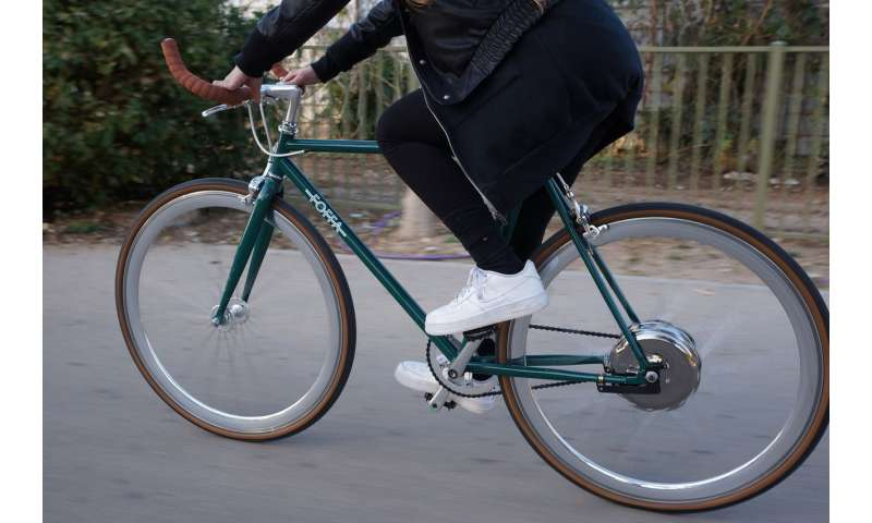Think e-bikes are cheating? Think again