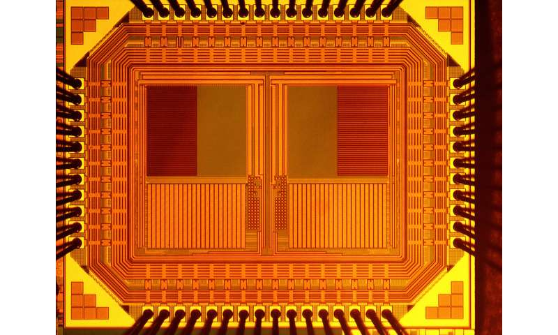 This imaging sensor is powered by sunlight