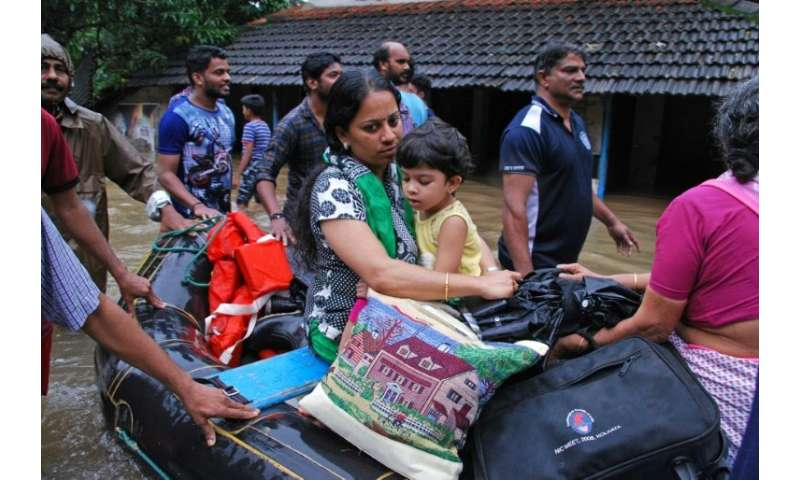 Thousands are still waiting for relief and rescue across the flood-ravaged state