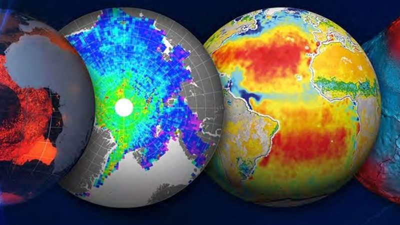 Three Earth Explorer ideas selected