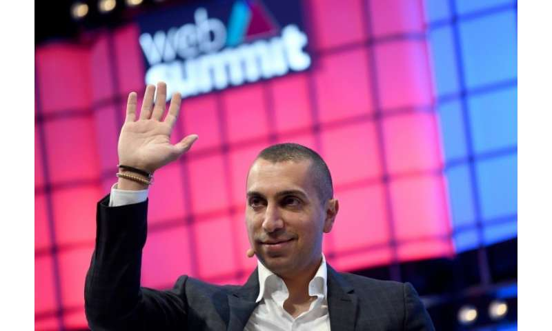 "Tinder founder Sean Rad told the Web Summit in Lisbon that AI will ""create better user experiences"""