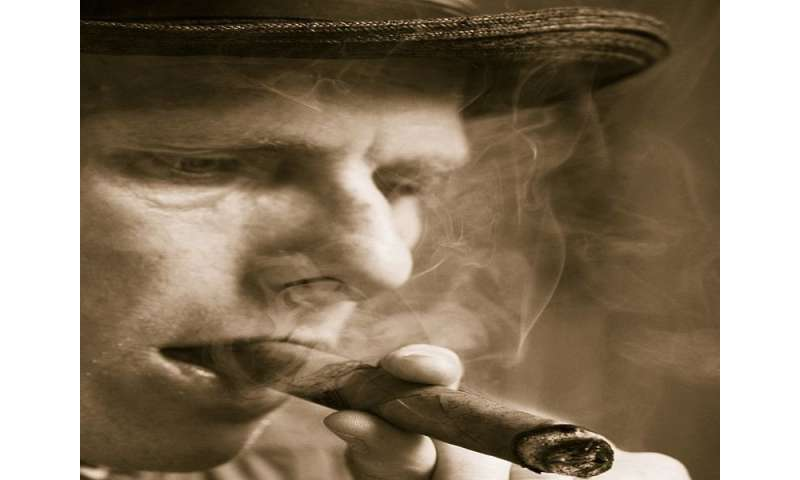 Tobacco kills, no matter how it's smoked: study